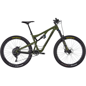 "Santa Cruz Bronson 2.1 C XE-Kit 27,5"" gloss olive and black"